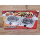 Cocina Electrica 2 Hornilla Avanti Oferta 2000w (tienda)