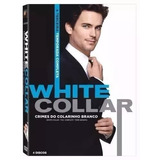 Box White Collar Crimes Do Colarinho Branco 3 Temp Completa