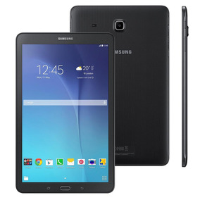 Tablet Samsung Galaxy Tab E 9.6 Tela 9.6 8gb 5mp 1.3 Ghz