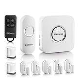 Sistema Alarma Seguridad Para El Casa Sin Hilos Alfawise , C