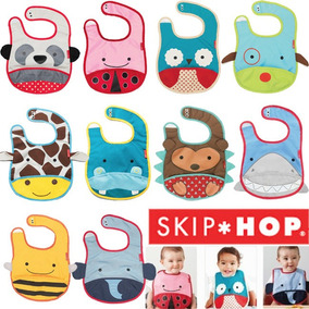 Babador Skip Hop ® Zoo - Diversos A Modelos A Pronta Entrega