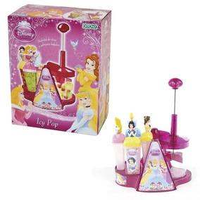 Fabrica De Helados Princesas Ditoys Disney Maquina Icy Pop