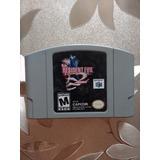 Videojuego Resident Evil 2 Nintendo 64 (1998)