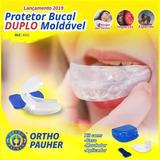 Protetor Bucal Duplo Moldável Ortho Pauher