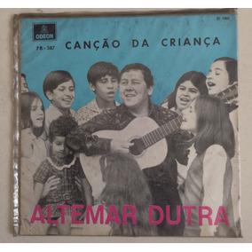 Compacto Altemar Dutra (brasil De Amanhã 1969)