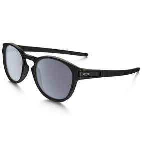 Óculos Latch Preto Prata Espelhado Masculino Polarizad Co0-9 cfdeaaa6fa