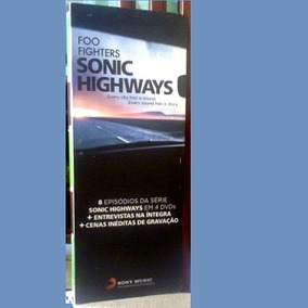 Mini Poster / Foo Fighters = Sonic Highways ( Divulgação Cd