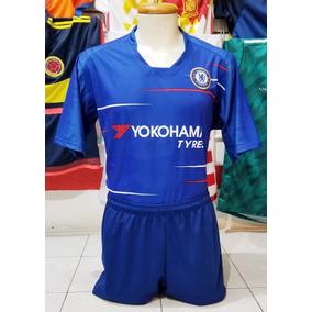 aa446374d6959 10 Uniformes De Futbol Calidad Dri-fit Chelsea Local 2019