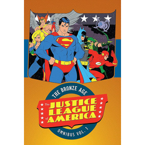 Justice League Of America, The Bronze Age Omnibus Vol 1 E 2