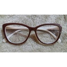 3739cd7d59d25 Óculos De Descanso armação Levemente Lilás lente Retangular - Óculos ...