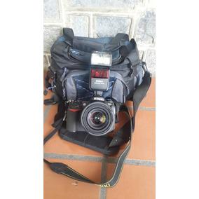 Camara Nikon D300 Con Accesorios