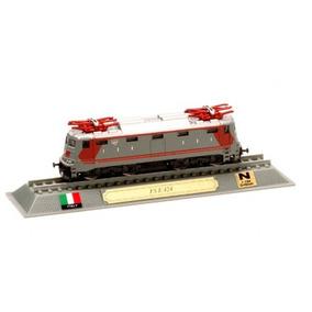 Locomotivas Do Mundo Edição 42 Fs E.424