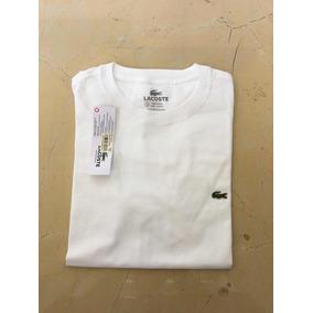 Lacoste Camiseta Algodón Manga Corta Talla M