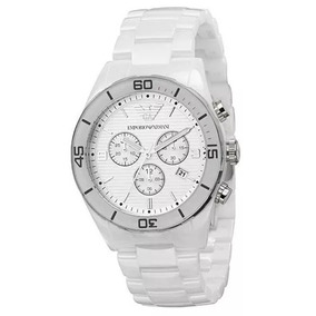 7e9de35d717 Relógio Emporio Armani Ar1424 Cerâmica Original - Relógios De Pulso ...