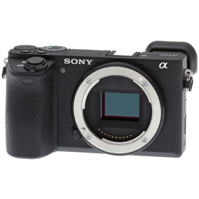 Camera Sony Alpha A6500 Corpo Nova Lacrada Envio Imediato