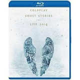 Coldplay - Ghost Stories - Live 2014 - Blu-ray + Cd