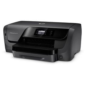 Impressora Hp Officejet Pro 8210 - Preto Novíssima