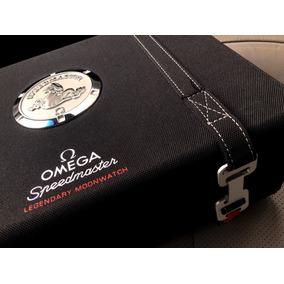 Omega Moon Watch Estojo Super Luxo Original Colecionador