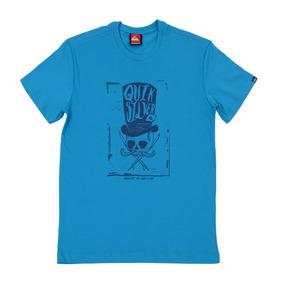 Camiseta Masculina Quiksilver Juvenil Fortunate b9e54d80bba