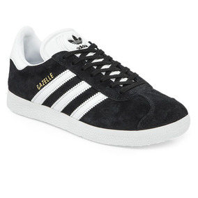 quality design d7128 3d055 Zapatillas adidas Gazelle Negra Hombre Moda Urbana