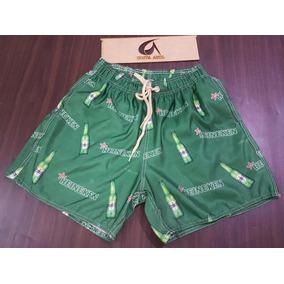 Bermuda Heineken - Bermudas Masculinas no Mercado Livre Brasil 9f1e873b8ac8b