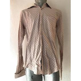 Camisa Oscar De La Renta Talla 15 1/2 34/35
