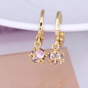 521bbc7f1778 Moda Joyas Dama Niña Amarillo Oro Zircon... (multi-col.) por eBay