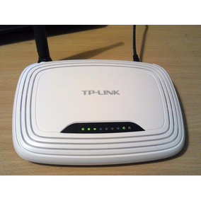 Tplink Router 1 Antena - 150mbps