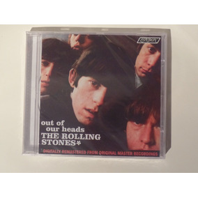 Cd The Rolling Stones Out Of Our Heads Remasterizado Lacrado