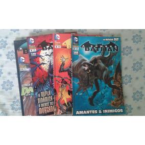 A Sombra Do Batman - Os Novos 52