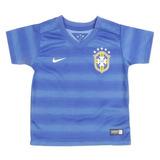 Camisa Nike Brasil Cbf Seleção Ii 589667-493 e09e0a45cdd04
