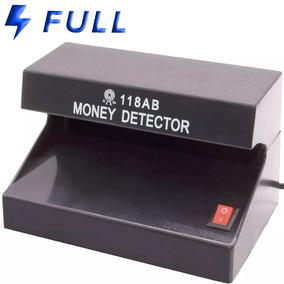 Detector Identificador Dinheiro Testa Cedula Nota Falsa Uv