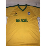 Camisa Da Seleção Brasileira Dos Anos 80 no Mercado Livre Brasil 55b1707b76f28