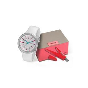 a88ef7fea63 Relógio Speedo Unissex 24818g0egcu3 Branco - Relógios no Mercado ...