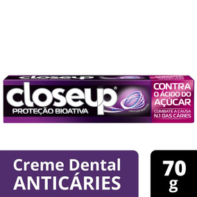 Creme Dental Close Up Protecao Bioativa 90g