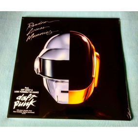 Lp Daft Punk Random Access Memories Duplo 180g