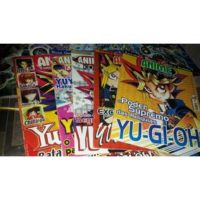 5x Revista Anime Kids
