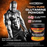 Glutamina Glutamine Body Fortress Eeuu Gym Deporte