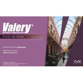 Licencia Valery® Punto De Ventas + Instalación Gratis Online
