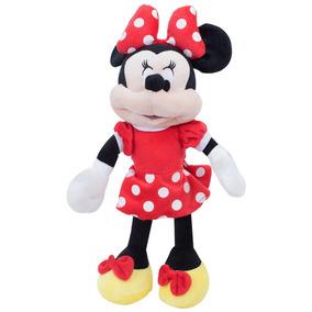 Peluche M Clásico Minnie Mouse Disney