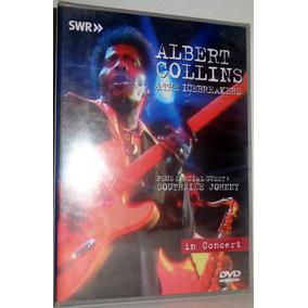 Dvd Albert Collins & The Icebreakers - In Concert