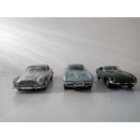 Lote Miniatura Carro Delprado 3 Miniaturas Escala 1/43