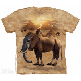 Camiseta Camelephant - The Mountain