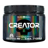 Creatina Powder 100g Melhor Que Universal Nutrition Black