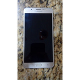 Samsung Galaxy J7 Metal Dourado Com Defeito