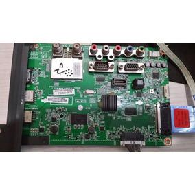 Placa Principal Tv Lg 42ly340c E Fonte Completa Tcom Junto