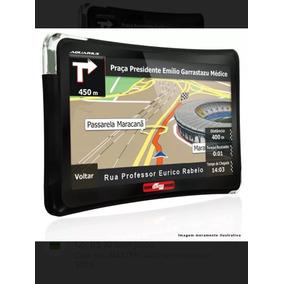 Gps Automotivo Quatro Rodas Tela De 4.3 Com Tv Digital