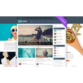 Tema Wordpress - Extra - Elegant Premium Theme