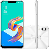 Celular Asus Zenfone 5 Branco 64gb 4gb 6.2 12mp/8mp Dual