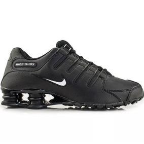 outlet store 5ffba 0daed Zapatillas Nike Shox Nz Eu 501524 091 Hombre Moda Negro